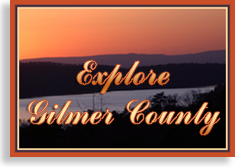 Ellijay, East Ellijay and Gilmer County Georgia