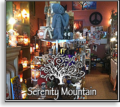 Serenity Mountain Gift Shop