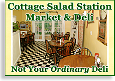 Cottage Salad Station