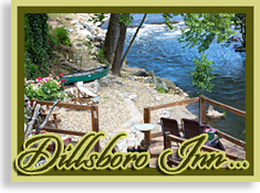 Dillsboro Inn on the Tuckasegee River