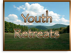 Youth Retreats in the Mountains