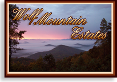 Wolf Mountain Estates in Murphy North Carolina