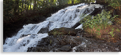 Helton Creek Falls and Trail