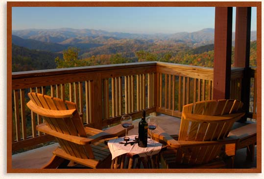 cabin rentals with great mountain views boone north carolina