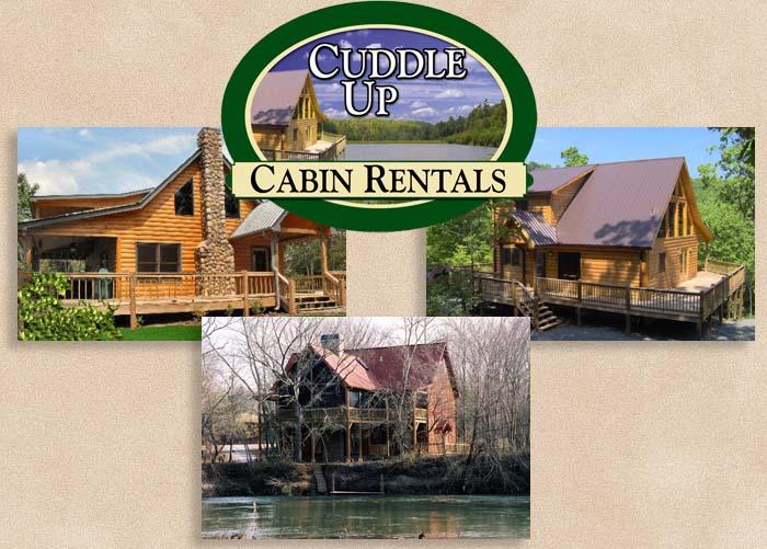 Luxury cabin rentals in blue ridge georgia and the ocoee for Blue ridge mountain tennessee cabin rentals