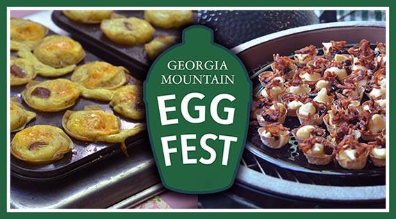 Green EggFest at Georgia Mountain Fairgrounds