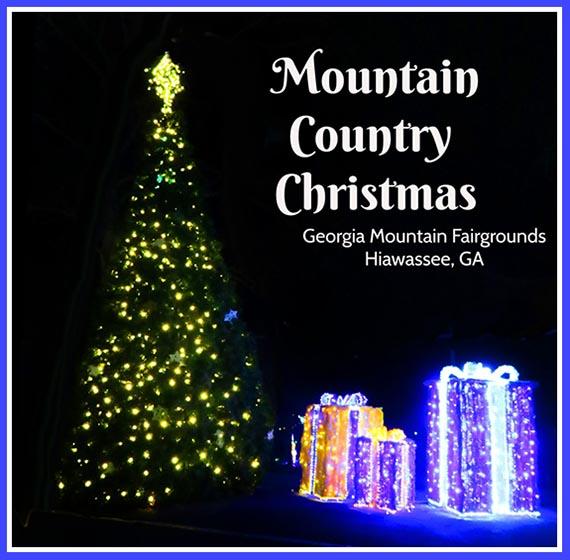 Mountain Country Christmas