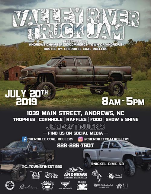 Valley River Truck Jam