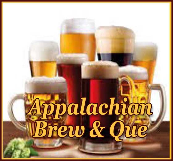 Appalachian Craft Brew, Stew & Cue Festival