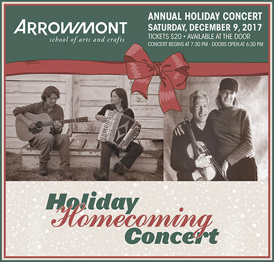 Holiday Concert at Arrowmont
