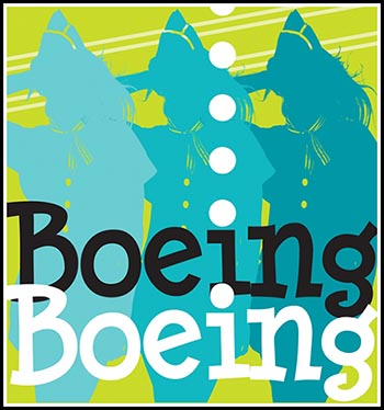 Boeing Boeing Theater production