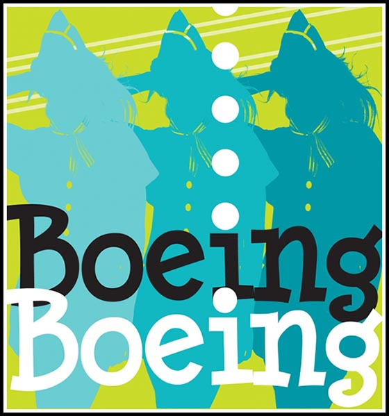 Blue Ridge Community Theater - Boeing, Boeing
