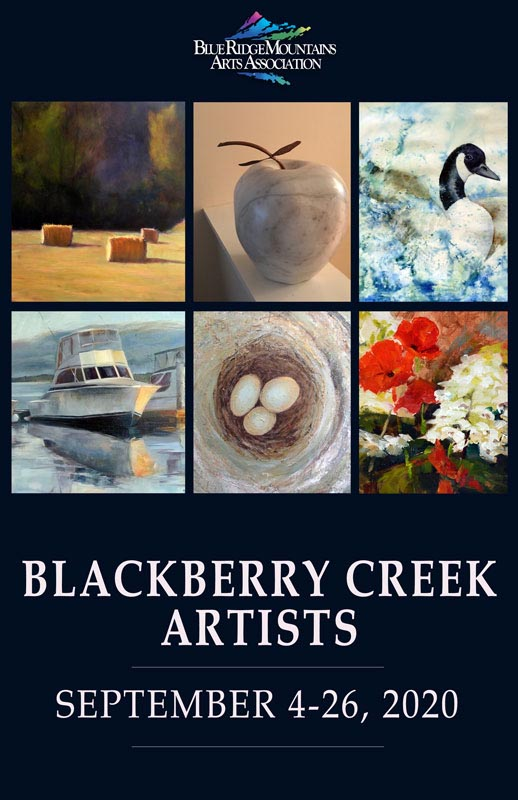Blue Ridge Mountain Arts Association Blackberry Artists