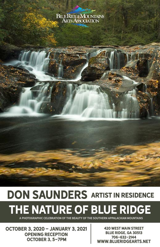Blue Ridge Mountain Arts AssociationDon Saunders