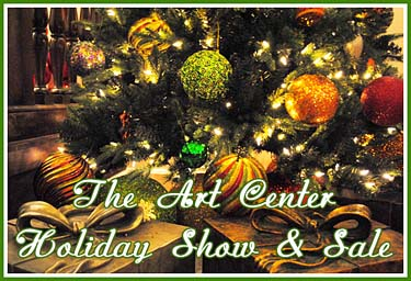 Blue Ridge, GA - BRMAA - The Art Center, Holiday Show & Sale