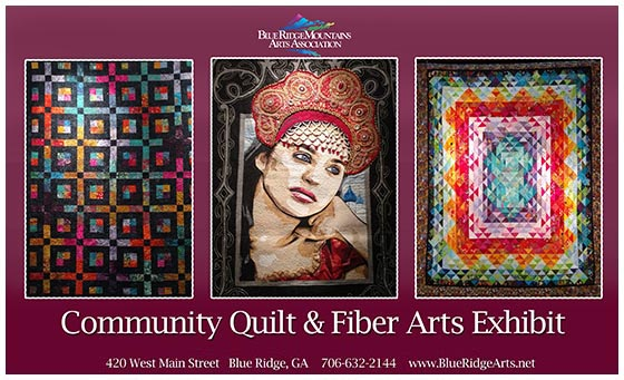 Blue Ridge Community Quilt Show
