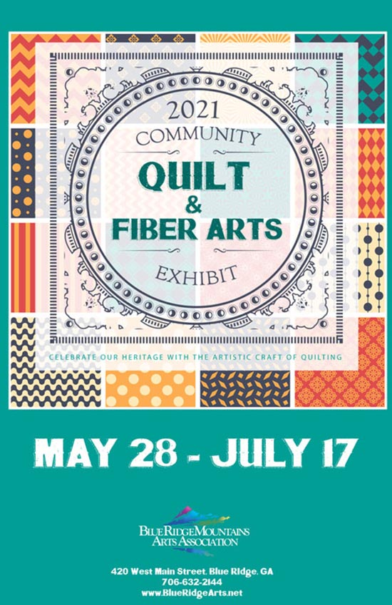 Blue Ridge Community Quilt Show