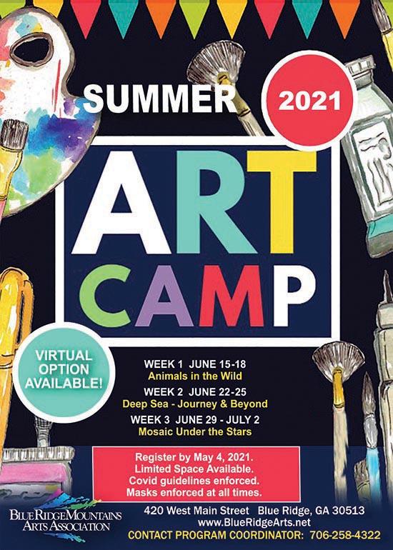 BRMAA Summer Youth Camp