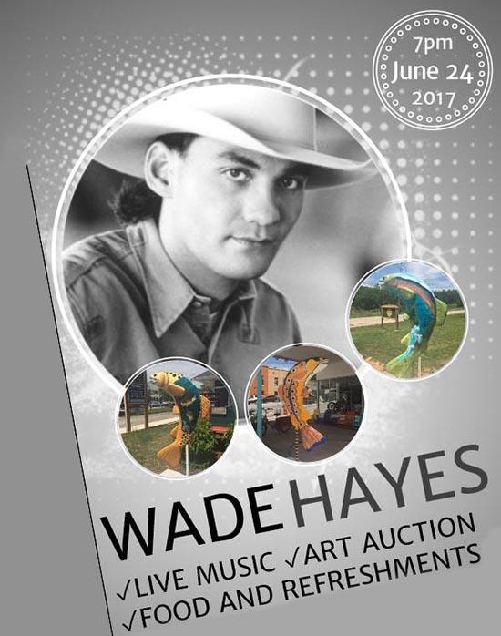 Wade Hayes in Concert