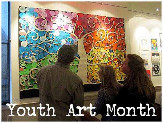 BRMAA Youth Art Month