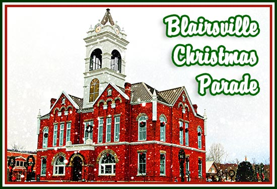 Blairsville Christmas on the Square
