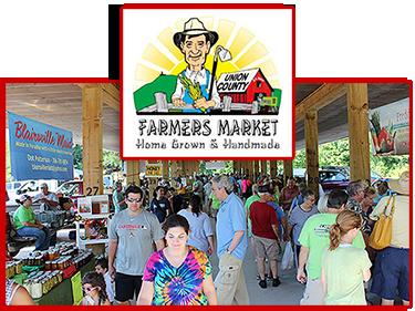 Blairsville Union County Farmers Market
