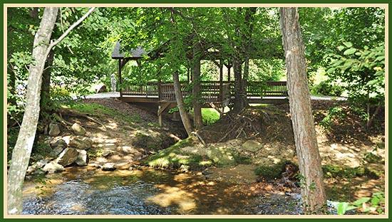 Meeks Park in Blairsville Ga