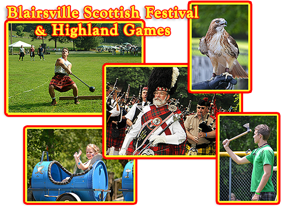 Blairsville Scottish Festival