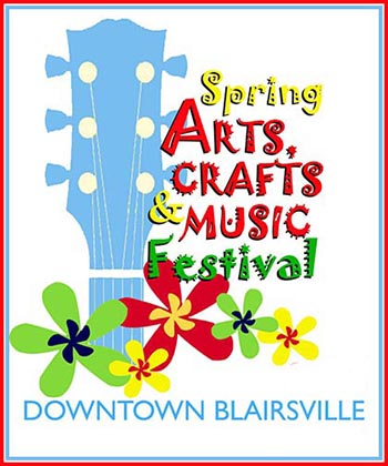 Spring Arts, Crafts & Music Festival