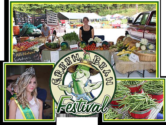 Green Bean Festival at Union County Farmers Market