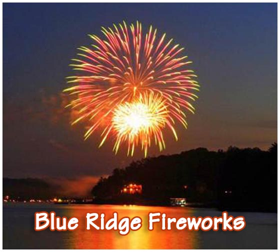 Blue Ridge Fireworks
