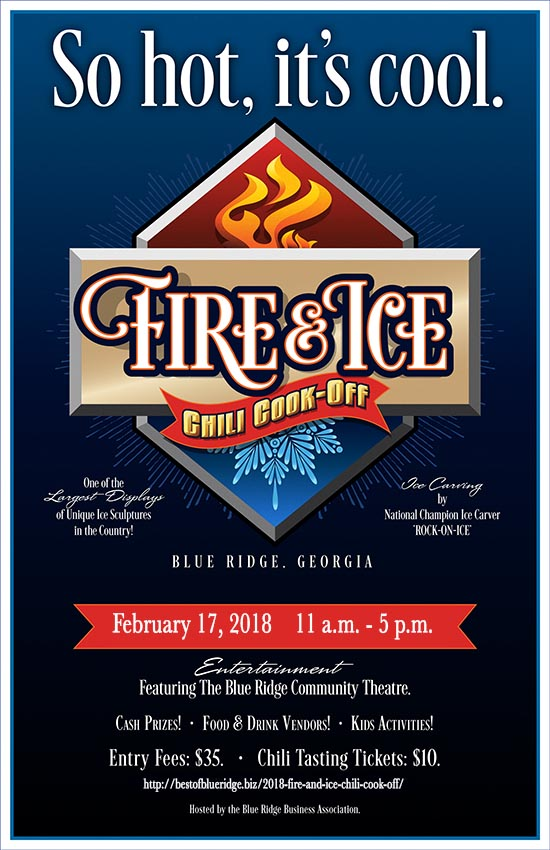 Fire & Ice Chili Cookoff