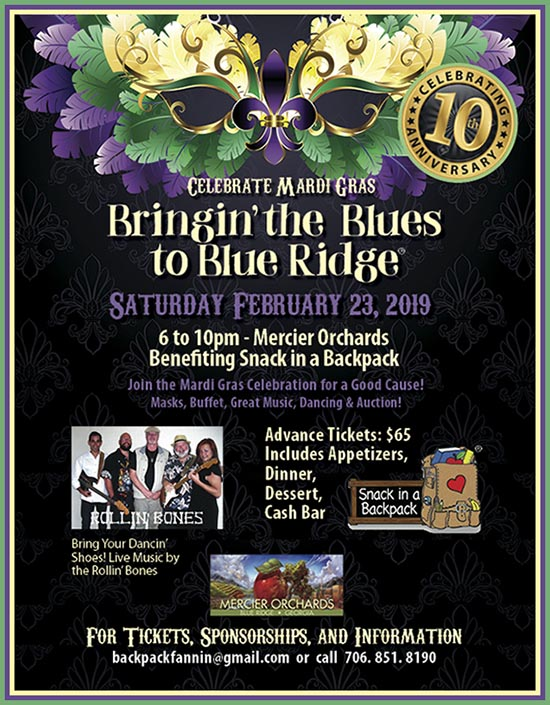 Bringing' the Blues to Blue Ridge