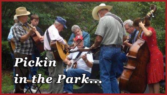 McCaysville Pickin' in the Park