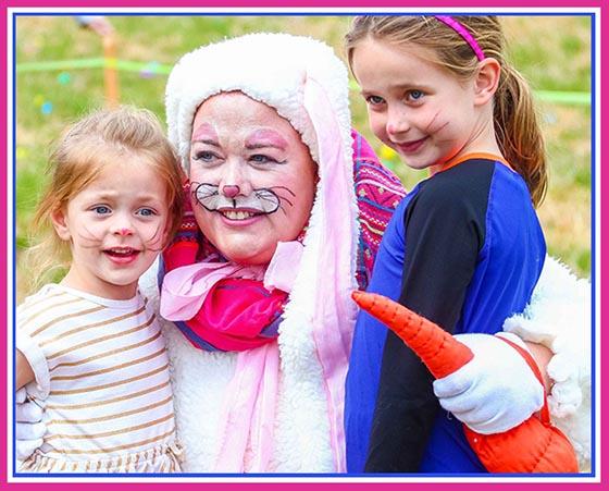 Blue Ridge Scenic Easter Saturday