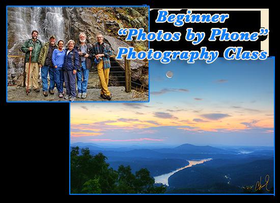 Photos by Phone Photo Class
