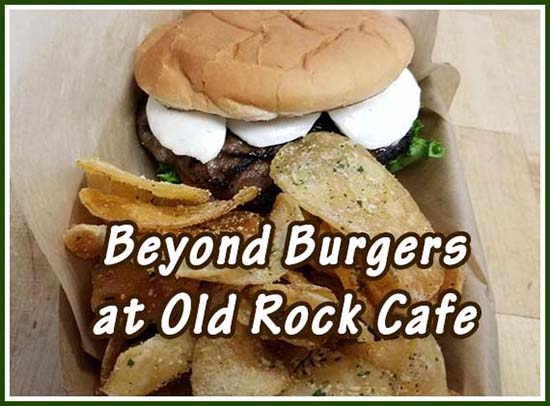 Old Rock Cafe Better than Burgers