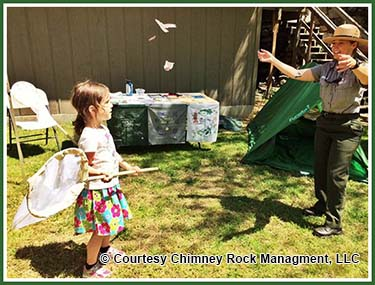 Earth Day at Chimney Rock