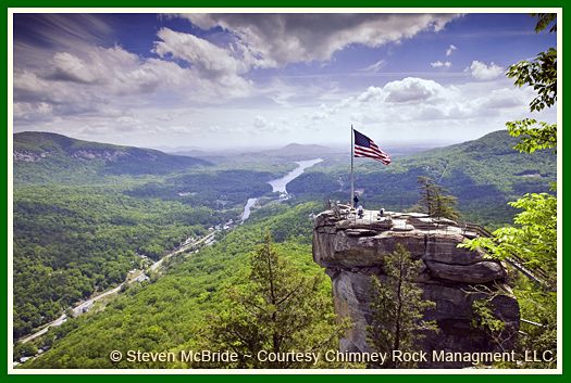 Chimney Rock Events