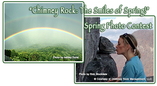 Chimney Rock Spring Photo Contest