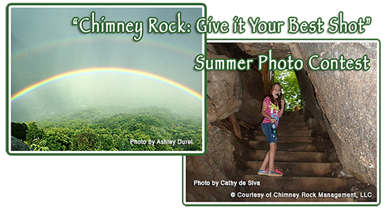 Chimney Rock Summer Photo Contest
