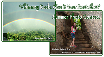 Chimney Rock Summer Fun Photo Contest