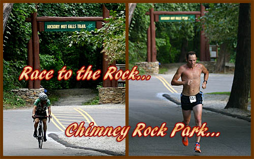 Chimney Rock Annual Race to the Rock
