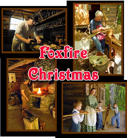 Foxfire Christmas Event