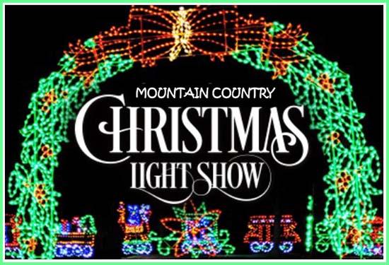 Christmas Lights In Georgia 2019 Hiawassee GA   Mountain Country Christmas in Lights at Georgia Mtn