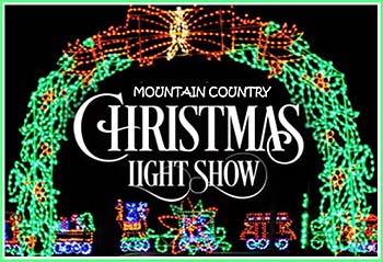 Mountain Country Christmas In Lights at Georgia Mtn Fairgrounds