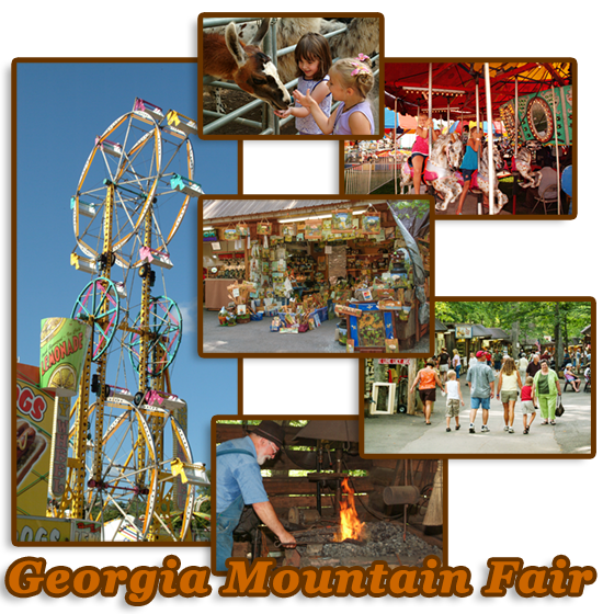 Georgia Mountain Fair