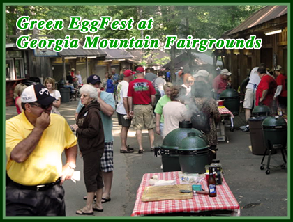 Eggfest at Georgia Mountain Fairgrounds