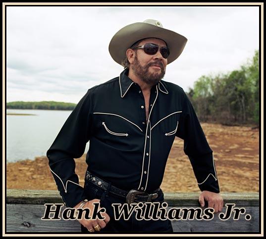 Hank Williams Jr.  at Georgia Mountain Fair
