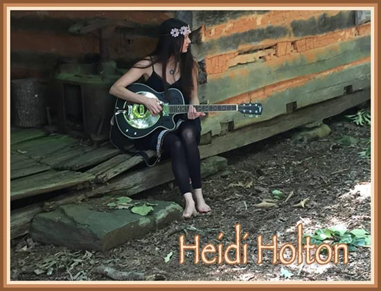 Heidi Holton at The Daily Grind